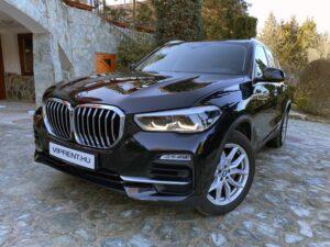 BMW X5 bérlés budapest