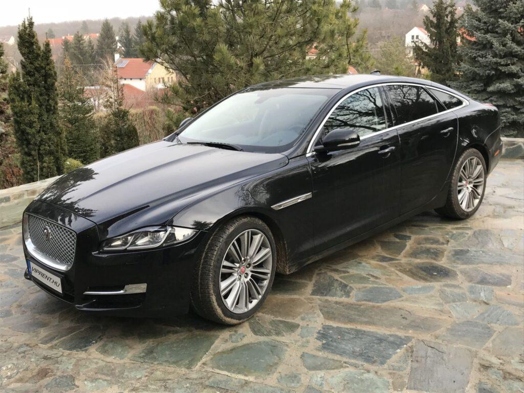 Jaguar bérlés budapest